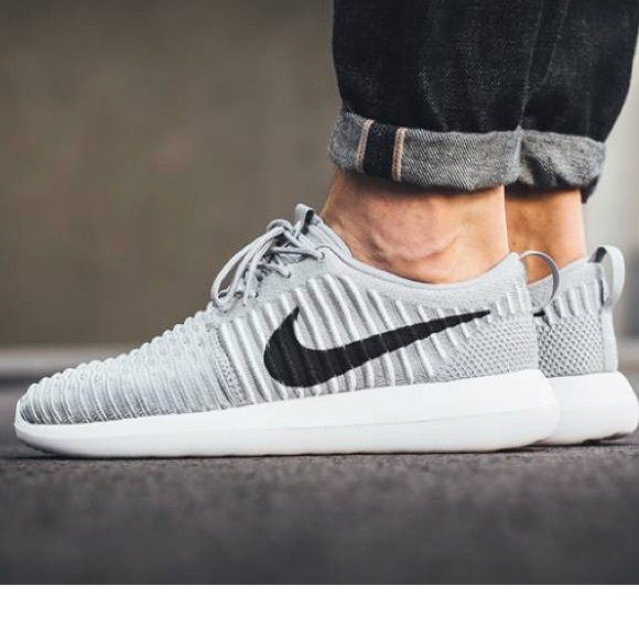 4146f3baa8a1 Nike Roshe Two Flyknit 2 Rosherun Men s 844833-002.  M 5b6879f4d6716a03821f09e5. Other Shoes ...